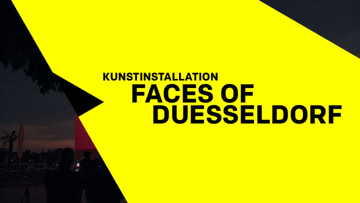 Faces of Düsseldorf
