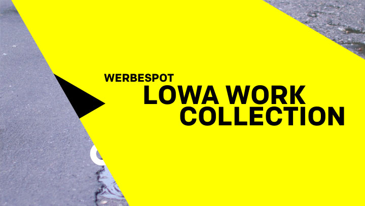 LOWA WORK COLLECTION