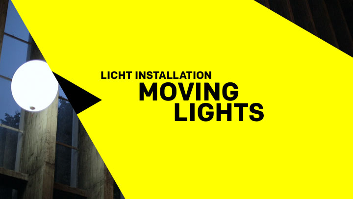 Moving Lights